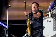 Bruce Springsteen Malieveld 14-06-2016