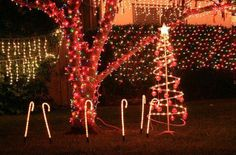 decorating patio with lights  | and Holiday Lights - Xmas Outdoor Decorating Ideas with Light ...
