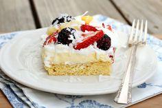 Let's Dish Recipes: Cakes