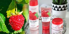 Ухода за кожей лица Малина oriflame Love Nature Raspberry Face Care