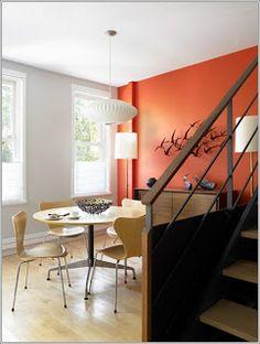Le trio d'Orange, le Blanc et le Noir dans vos maisons