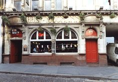 The Half Moon Inn - the first bar in Newcastle that I DJ'd in!..