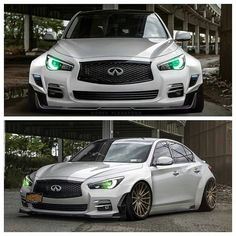 """39 Likes, 4 Comments - Stephen Thomas (@elygantthings) on Instagram: """"@Regrann from @elite_q50 - Big thanks to @coreyalexanderrr for this edit of my Q50 both front and…"""""""