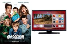 WIN a Hitachi TV with Alexander and the Terrible, Horrible, No Good, Very Bad Day!