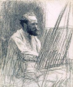 Πορτρέτο του Edouard Manet.