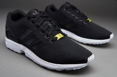 zx flux black and white - Google Search