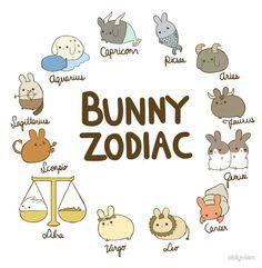 bunny zodiac