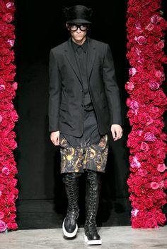 Givenchy Fall 2011 Menswear