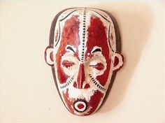 African Mask Crafts