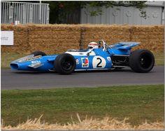1969 - Jackie Stewart, Matra-Cosworth