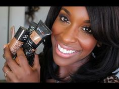 Best Foundations For Women of Color!!! - YouTube