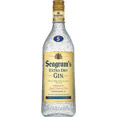 Seagram's - Extra Dry - Gin en #vigo. Te tomarán un gin tonic con nosotros? #vigourmet