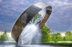Uno spettacolo di fontana: ecco le più belle del mondo71 Fountain, Ohio
