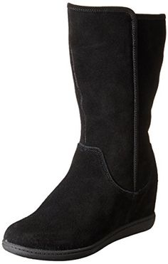 7597cc2742a1 Skechers Boots For Women · Skechers Womens Plus 3Pulley Winter Boot Black  10 M US     More info could