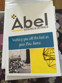 Our new tenants have liked their move in cards recently #property #ashford #MovewithAbel