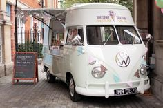 DO YOU LIKE VINTAGE? — ice cream truck vw