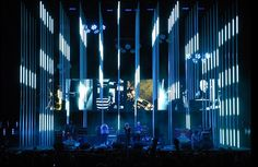 Radiohead | Stage Design | Andi Watson |