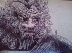 León Tortuga, espíritu de la montaña
