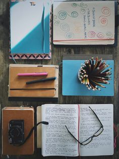 how I use my notebooks as a writer and creative Writing Games, Writing Skills, Writing Tips, Writing Notebook, Journal Notebook, Writing A Book, Commonplace Book, Myself Essay, Use Me