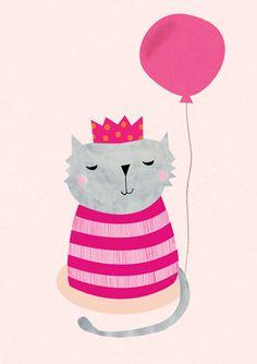 It's Me-ow's Birthday!