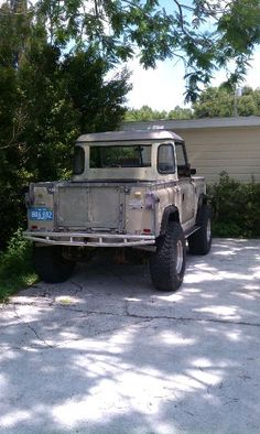 attachment.php (383×640) Land Rover Series Pickup