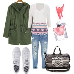 A fashion look from September 2015 featuring maurices hoodies and adidas sneakers. Browse and shop related looks.