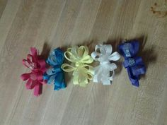 Loopy bows-$2 for set of five