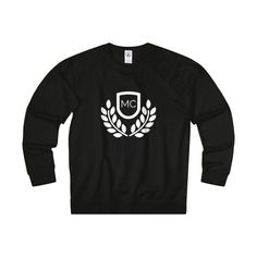 Welcoming our our latest collection addition, the  MC Crest Terry Sw.... Discover this item here: http://www.citizenandspire.com/products/mc-crest-sweater?utm_campaign=social_autopilot&utm_source=pin&utm_medium=pin