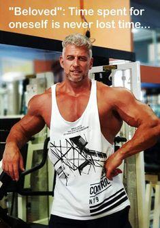 """""""Amati"""": Il tempo speso per sé stessi non è mai tempo perduto... - ROBERTO EUSEBIO - Personal Trainer Milano - Campione di Bodybuilding"""