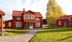 Hus Vallentuna - Lindholmen etapp 2 — Småa Home Fashion, Country Style, House Ideas, Dreams, Mansions, House Styles, Home Decor, Decoration Home, Room Decor