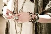 layered jewelry - Yahoo Image Search Results