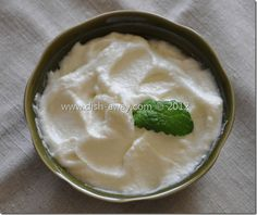 Garlic Sauce Recipe by www.dish-away.com