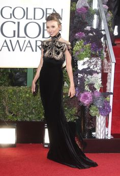 Photos from the Red Carpet: The 70th Annual Golden Globe Awards - Giuliana Rancic
