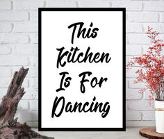 Kitchen Print,Kitchen Wall Art, Kitchen Art,Kitchen Wall Art, Kitchen Wall Decor - Kitchen Wall Hanging-Kitchen Wall Print-INSTANT DOWNLOAD Kitchen Prints, Kitchen Wall Art, Wall Art Quotes, Quote Wall, Cute Kitchen, Kitchen Photos, As You Like, Wall Prints, Decorating Your Home
