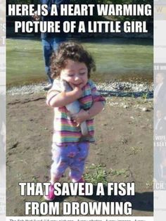 The fish that lived // funny pictures - funny photos - funny images - funny pics - funny quotes - Funny, Jokes, Humor Funny Kids, Funny Cute, The Funny, Super Funny, Funny Babies, Memes Humor, Funny Memes, Funniest Jokes, Humor Humour
