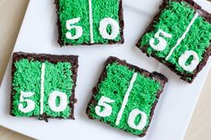 Football-Brownies