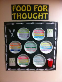 Nutrition+Bulletin+Boards | Nutrition bulletin board. | RA