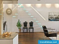 50 Examples Of Modern Glass Stairs