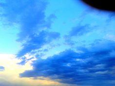beautiful view of sky....