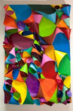 abstract cardboard sculptures - Google Search