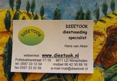 Smaakvol zonder zout: DIEETOOK, een bijzondere webwinkel.