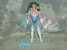 Princess of Power Frosta Figure Loose Doll She-Ra Vintage 80's     i had one of these