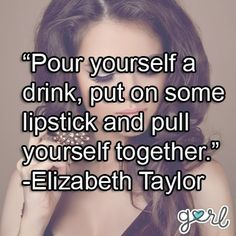 3. #Elizabeth Taylor - 7 Break up #Quotes to Look Back on when You Are Dumped ... → Love #Break