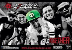 #Sticktogether album Poster of 7Kurcaci