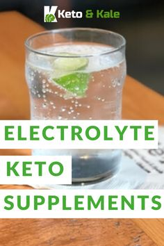 When on the keto diet, you shouldn't rely on supplementation alone for weight loss. But don't underestimate their benefits, especially electrolyte powders, which can help eliminate the symptoms of keto flu. Not having enough will also cause you to lose more water and become dehydrated. Learn the best electrolyte supplements for your keto diet in our article! #KetoElectrolytes #KetoSupplements #Ketosis #ElectrolyteSupplements #KetoDiet Keto Electrolytes, Keto Flu, Keto Supplements, Mct Oil, Weight Loss, Diet, Fruit, Water, Food