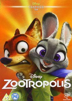 Zootropolis [DVD]: Amazon.co.uk: DVD & Blu-ray