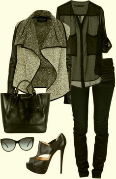 Casual chic fall look look fashion, fashion beauty, fashion outfits, Mode Chic, Mode Style, Fall Winter Outfits, Autumn Winter Fashion, Summer Outfits, Paris Winter, Autumn Style, Winter Style, Looks Style