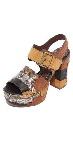 See by Chloe Eva Platform Sandals | SHOPBOP