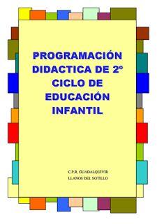 Actividades para Educación Infantil: Programación didáctica del Segundo Ciclo de Ed. In...