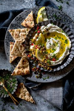 Here's how to make a whipped feta dip recipe that's great for an appetizer, but also works for a sandwich spread or base for a pasta sauce and salad dressing.